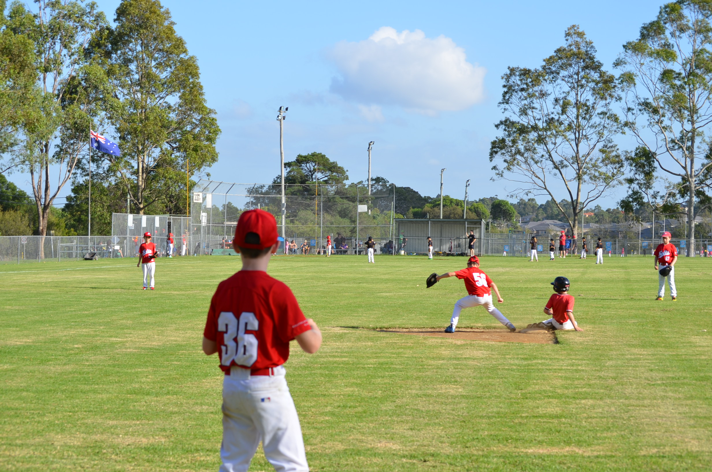 Kellyville Juniors Baseball